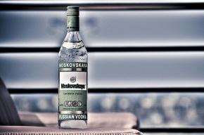 Бутылка водки с 1 июля подорожает на треть