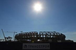 Стадион на Крестовском острове могут связать с коммунистическим прошлым