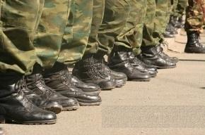 В Ленобласти нашли двух мертвых солдат-срочников