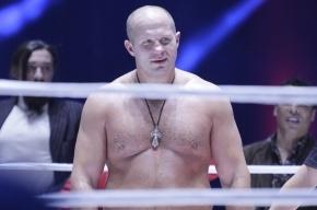 Последний бой в карьере Федора Емельяненко пройдет в Петербурге