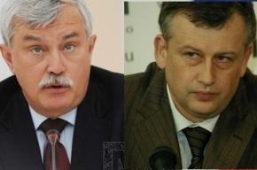 Дрозденко и Полтавченко готовы объединяться