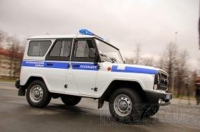 В Кировском районе полицейские выкинули беспомощную старушку из машины и уехали