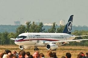 Власти Индонезии не исключают захват самолета Superjet-100