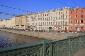 В Петербурге появится новый мост через Фонтанку