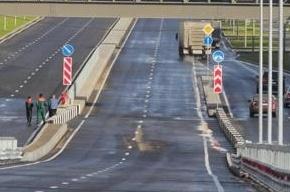 В День города открыли Приморский путепровод