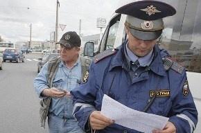Инспектор ГИБДД приехал на ДТП и сам попал в аварию