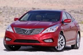 Объявлены цены на Hyundai Grandeur пятого поколения
