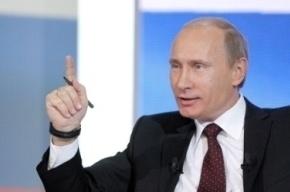 Путин назначил Зубкова и.о. премьер-министром