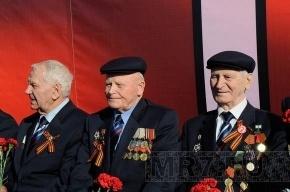 В Петербурге 7 мая шествие ветеранов остановит движение