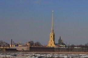 Подростки из Франции и Великобритании пропали в Петропавловской крепости