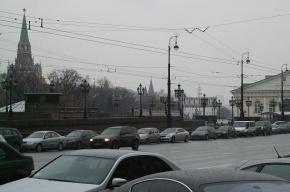 Манежную площадь в Москве закроют на 6 мая