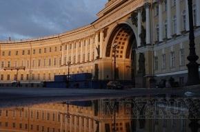 На Дворцовой площади до смерти забили петербуржца