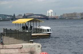 Аквабусы начнут ходить по каналам Петербурга