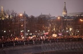 Полиция Москвы ждет провокаций на майские праздники