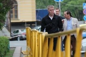 Лагерь оппозиции в Александровском саду разогнали