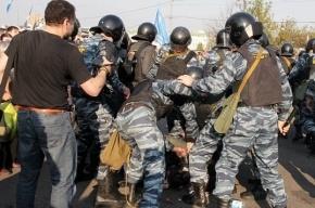 «Единороссы» пропихнули закон о 1,5-миллионных штрафах за митинги