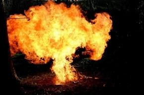 В Дагестане под поездом сработало взрывное устройство