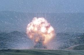 В  Астраханской области взорвались 145 ящиков с боеприпасами