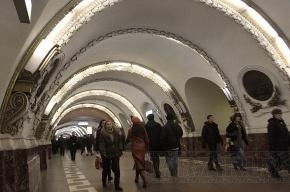 Станция «Площадь Восстания» изменила режим работы