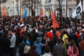 Оппозиционеры ушли с обсуждения закона о митингах, громко хлопнув дверью