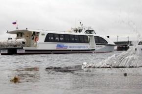В Петербурге аквабусы начнут работать с 29 мая