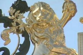 Реставрация ограды Шереметьевского дворца заняла четыре года