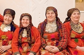 «Бурановские бабушки» стали заслуженными артистами
