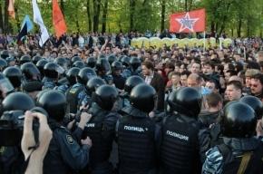 Беспорядки на Болотной площади устроили организаторы протестных акций, считают в МВД