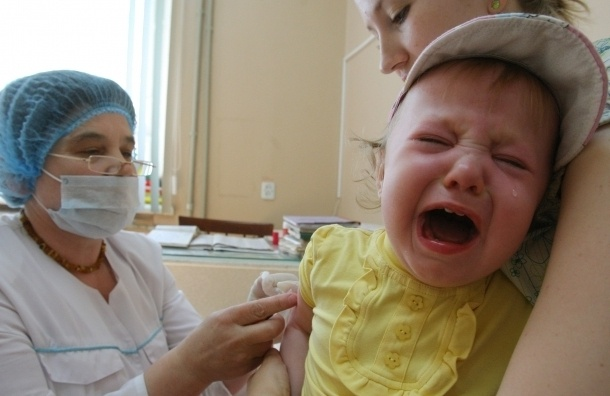 Корь отступила: в садики разрешили принимать детей без прививки