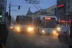 Фоторепортаж: «Троллейбус Петербурга»