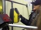 Фоторепортаж: «Валидаторы, контролеры в общественном транспорте»