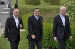 Саммит Россия - ЕС в Стрельне: Фоторепортаж