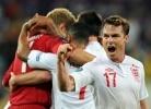 Англия - Украина, 19 июня 2012: Фоторепортаж