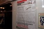 Фоторепортаж: «Антипутинская пропаганда в метро»