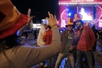 Чемпионат Европы по футболу 2012: фан-зона: Фоторепортаж