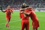 Фоторепортаж: «Россия Чехия Евро 2012»