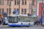 Троллейбус Петербурга: Фоторепортаж