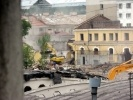 Снос на Короленко: Фоторепортаж
