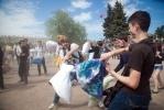 Фоторепортаж: «Бой подушками Петербург»
