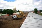 Петропавловскую крепость разрушают: Фоторепортаж