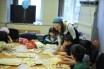 Уроки русского языка для детей-мигрантов: Фоторепортаж
