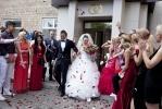 Фоторепортаж: «Свадьба Жени Феофилактовой и Антона Гусева (фото ТНТ)»