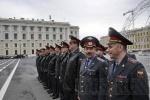 Фоторепортаж: «Милиция на Дворцовой площади»