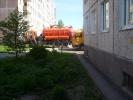 Металлострой подтопило из-за строящегося дома: Фоторепортаж