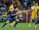Украина - Франция на Евро 2012. 15 июня: Фоторепортаж