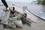 Дайверы чистили водоемы от мусора: Фоторепортаж