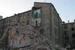 Фоторепортаж: «Разрушающиеся, аварийные дома, снос»