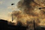 пожар в москве: Фоторепортаж