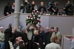 Прощание с Эдуардом Хилем: Фоторепортаж