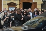 Прощание с Никитой Долгушиным: Фоторепортаж